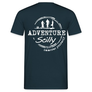 Adventure Scilly logo T-shirt - Men's T-Shirt