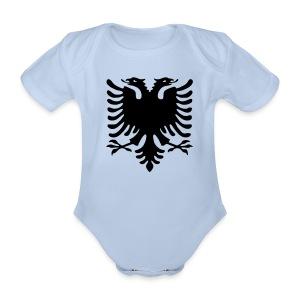 Kosova Baby Body - Baby Bio-Kurzarm-Body