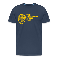 T-Shirts ~ Men's Premium T-Shirt ~ Brockburn Diving Club