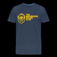 T-Shirts ~ Men's Premium T-Shirt ~ Brockburn Diving Club