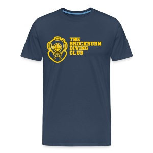 Brockburn Diving Club - Men's Premium T-Shirt