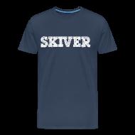 T-Shirts ~ Men's Premium T-Shirt ~ Skiver
