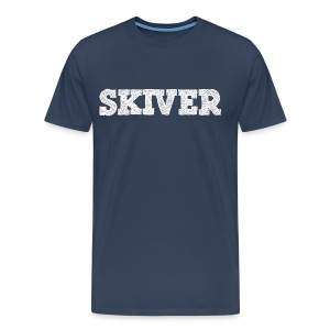 Skiver - Men's Premium T-Shirt