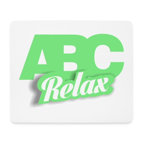 Mousepad ABC Relax - Mouse Pad (horizontal)