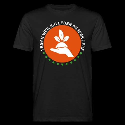VEGAN - BIO - Männer Bio-T-Shirt