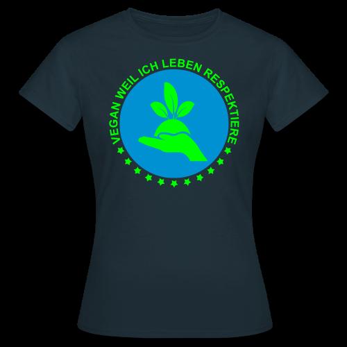VEGAN - Frauen T-Shirt