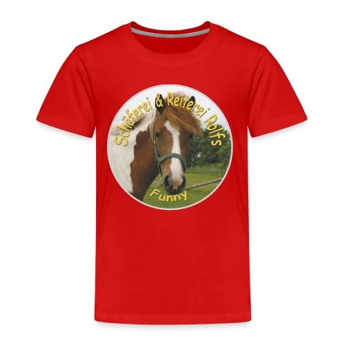 Pony-T-Shirt Funny - Kinder Premium T-Shirt