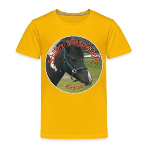 Pony-T-Shirt Grisu - Kinder Premium T-Shirt
