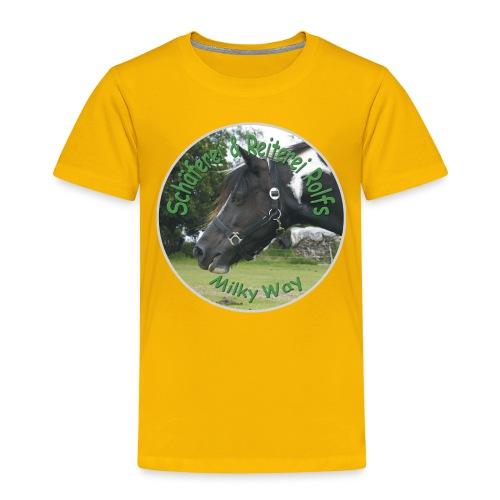 Pony-T-Shirt Milky Way - Kinder Premium T-Shirt