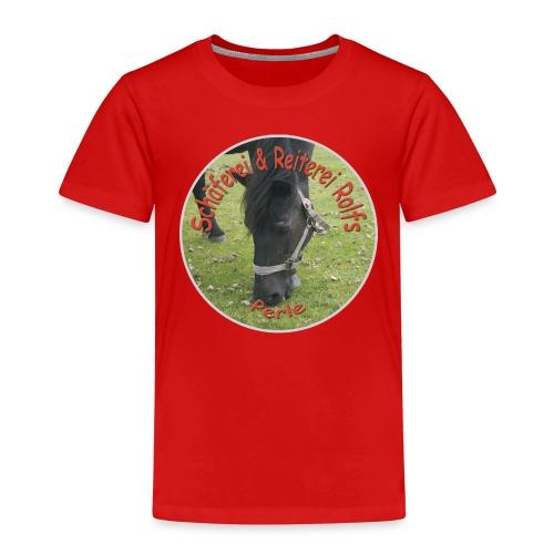 Pony-T-Shirt Perle - Kinder Premium T-Shirt