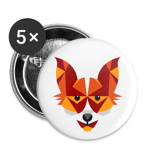 Badge WoXx-Gaming [PETIT] - Badge petit 25 mm