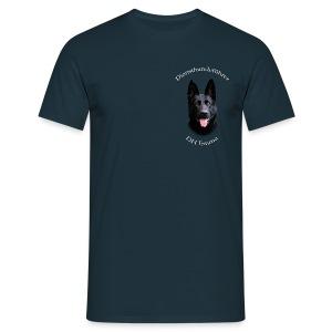 Angela-Emma - Männer T-Shirt