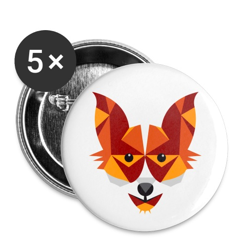 Badge WoXx-Gaming [GRAND] - Badge grand 56 mm