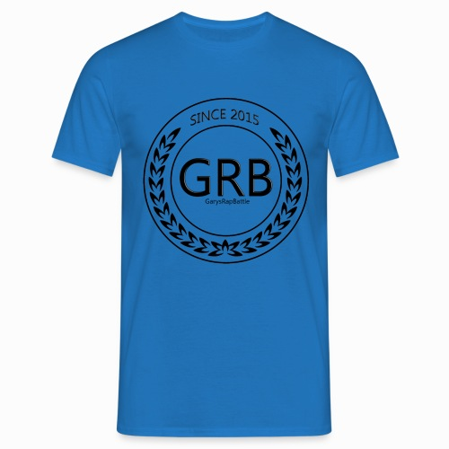 GRB T-Shirt classic-royalblue - Männer T-Shirt