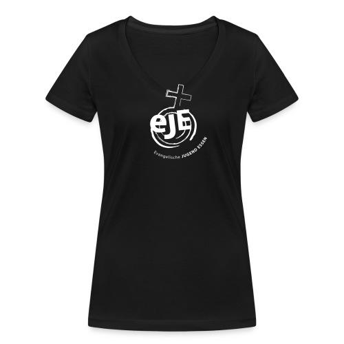 V-Ausschnitt _ Frauen - Frauen Bio-T-Shirt mit V-Ausschnitt von Stanley & Stella