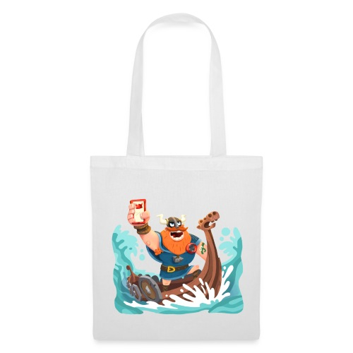 Olaf tote bag white - Tote Bag