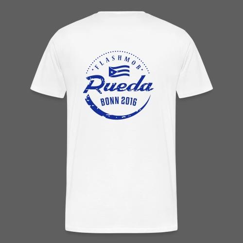 Herren T-Shirt weiß - Männer Premium T-Shirt