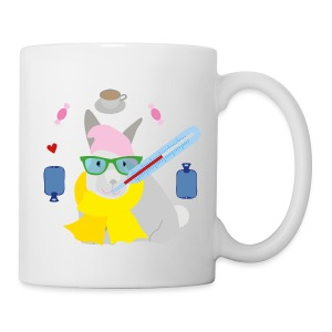 Get Well Hase - Tasse