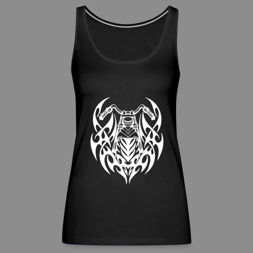 Moto Tribal - Camiseta de tirantes premium mujer