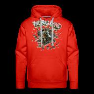 Pullover & Hoodies ~ Männer Premium Kapuzenpullover ~ the big bang