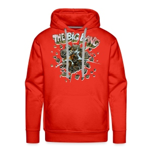 the big bang - Men's Premium Hoodie