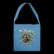 Taschen & Rucksäcke ~ Schultertasche aus Recycling-Material ~ the big bang