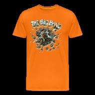 T-Shirts ~ Männer Premium T-Shirt ~ the big bang