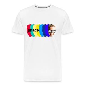 PHACE - FACES - SO EXCITED - Men's Premium T-Shirt