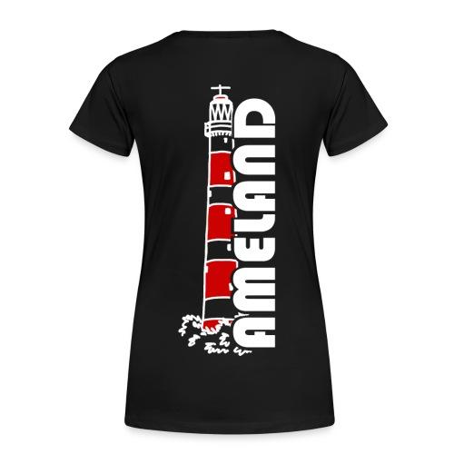 Ameland T Shirt Damen - Frauen Premium T-Shirt