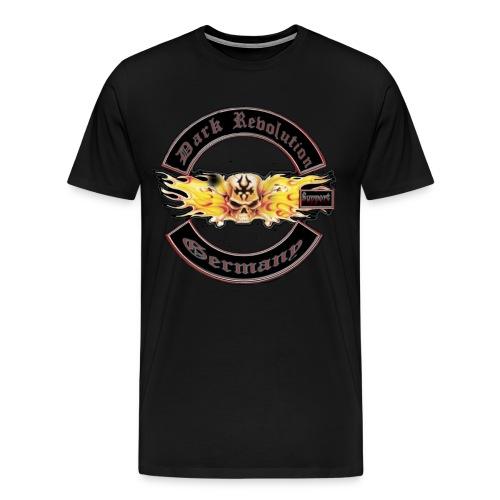 Support DR - Männer Premium T-Shirt