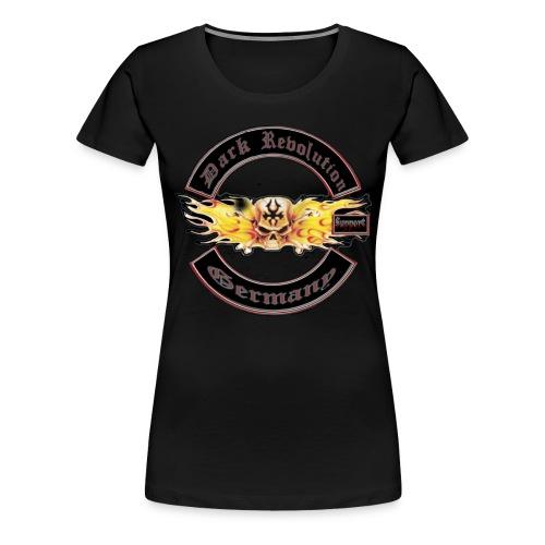 Support DR Women - Frauen Premium T-Shirt