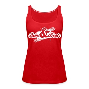 Tank Top Women Rims & Beats Logo 2016 - Frauen Premium Tank Top