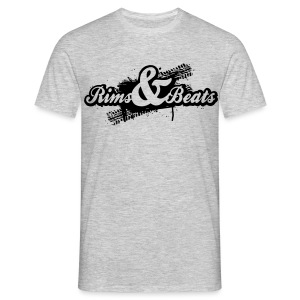 T-Shirt Men Rims & Beats Logo 2016 - Männer T-Shirt