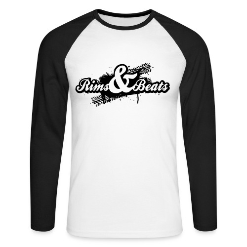 Langarmshirt Men Rims & Beats Logo 2016 - Männer Baseballshirt langarm