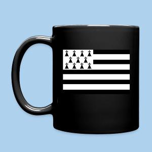tasse drapeau breton - Mug uni