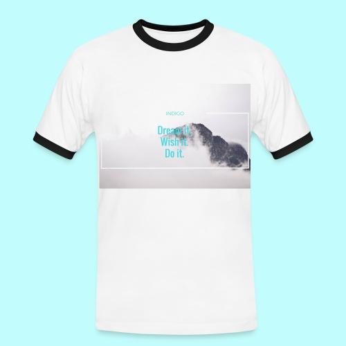 camiseta DO IT - Camiseta contraste hombre