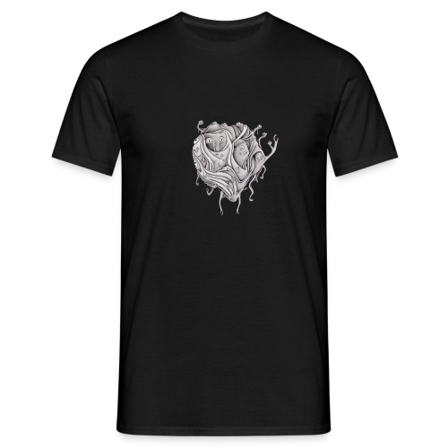 Floating Creature 1 - Men's T-Shirt