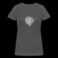 T-Shirts ~ Women's V-Neck T-Shirt ~ Floating Creature 1