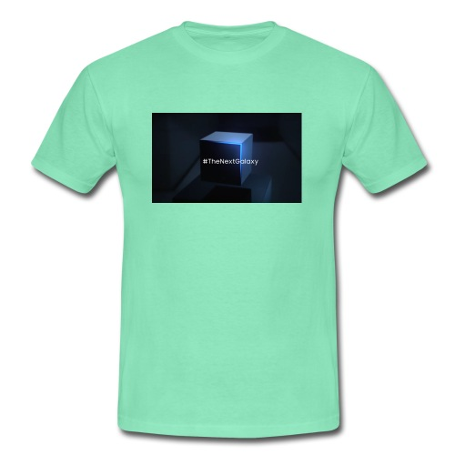 The next galaxy - Men's T-Shirt