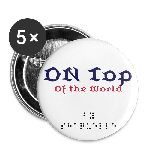 On Top Badges - Buttons large 56 mm