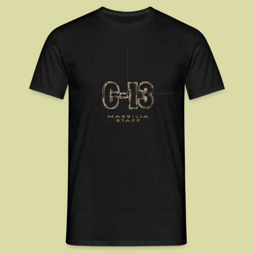 C-13 Version 2013 - T-shirt Homme