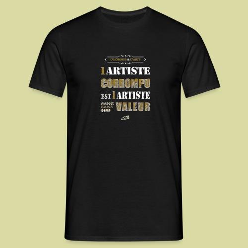 Un Artiste - T-shirt Homme