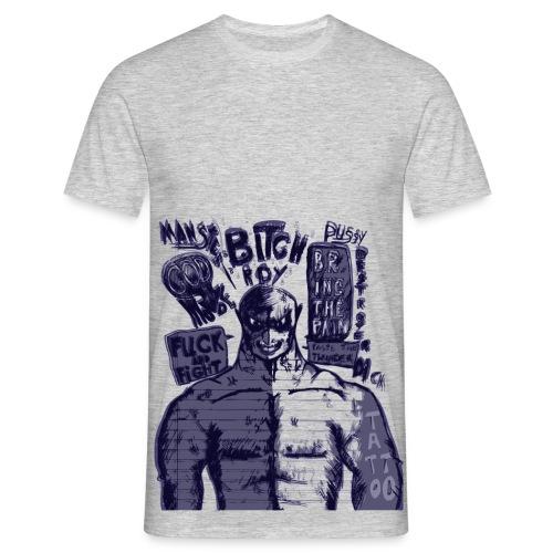 bitch rdy wazigv2 - Mannen T-shirt