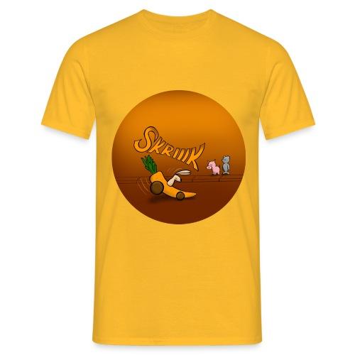 Kaninen tvärbromsar - T-shirt herr - T-shirt herr