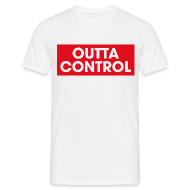 Tee shirts ~ Tee shirt Homme ~ Outta Control