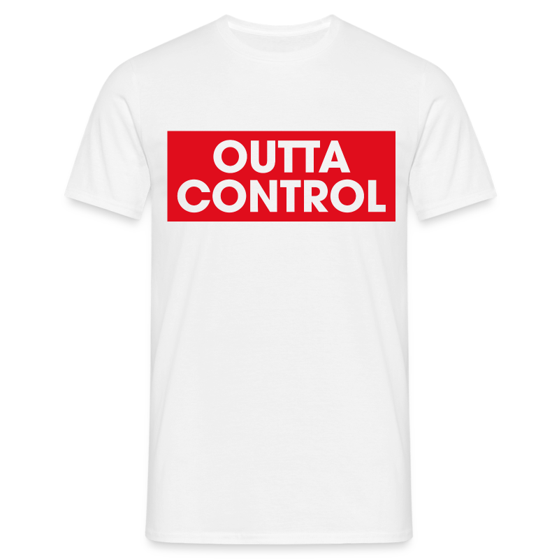 Outta Control - T-shirt Homme