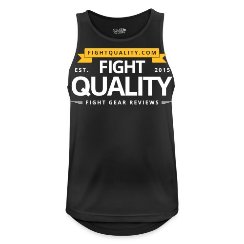 Mens Breathable FQ Training Vest - Men's Breathable Tank Top
