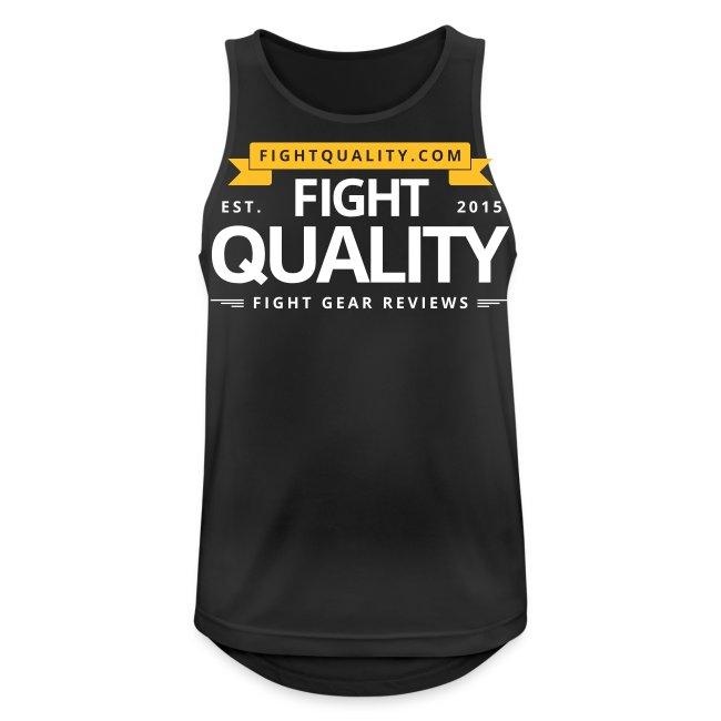 Mens Breathable FQ Training Vest