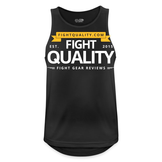 Mens Breathable FQ Training Vest