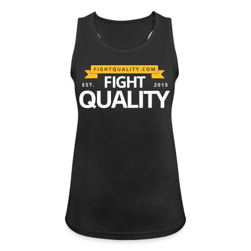 Womens Breathable FQ Training Vest - Women's Breathable Tank Top